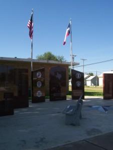 Veterans Memorial - Crosbyton Chamber