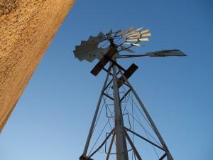 Windmill - Crosbyton Chamber