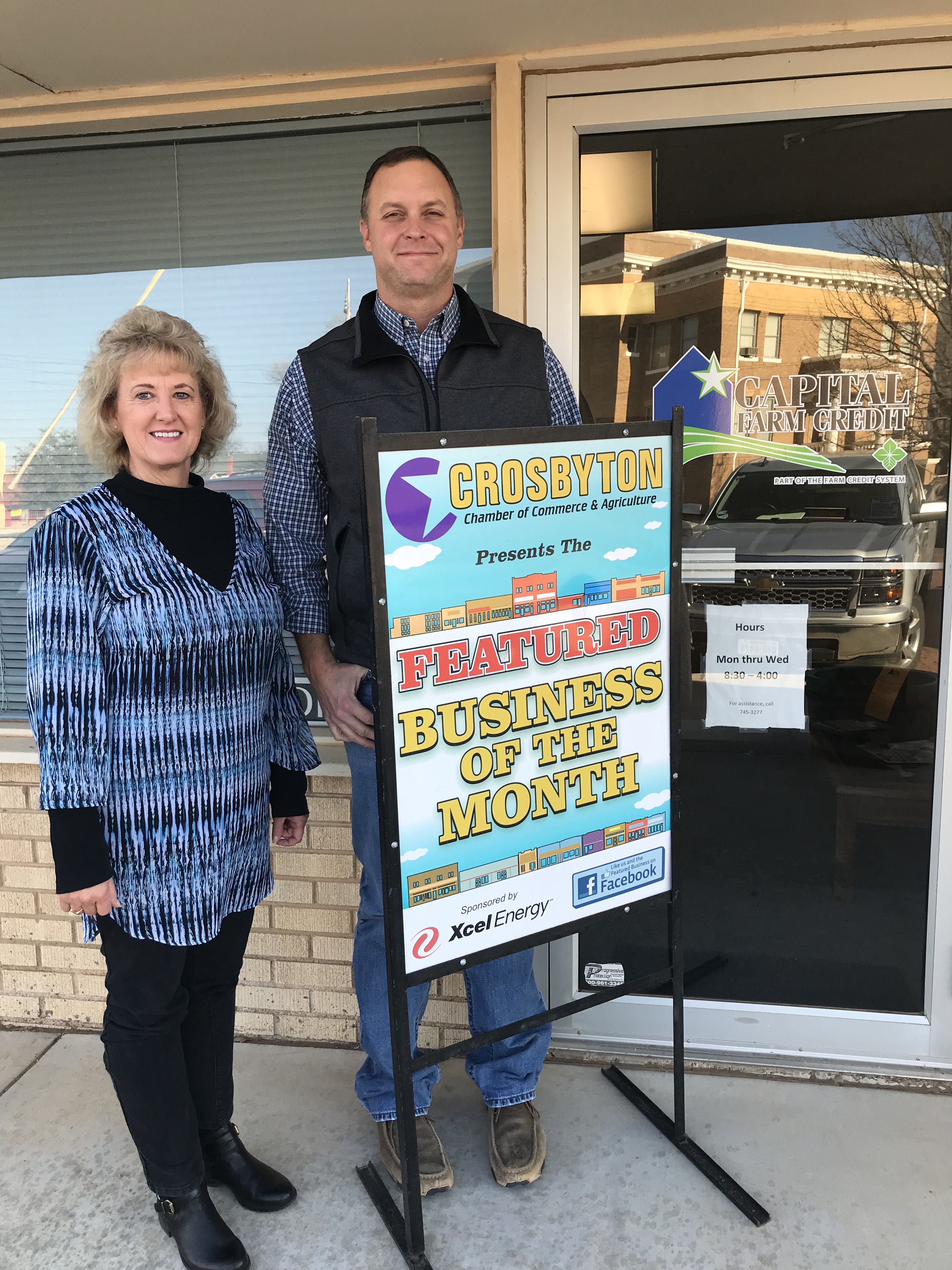 January Business of the Month - Capital Farm Credit